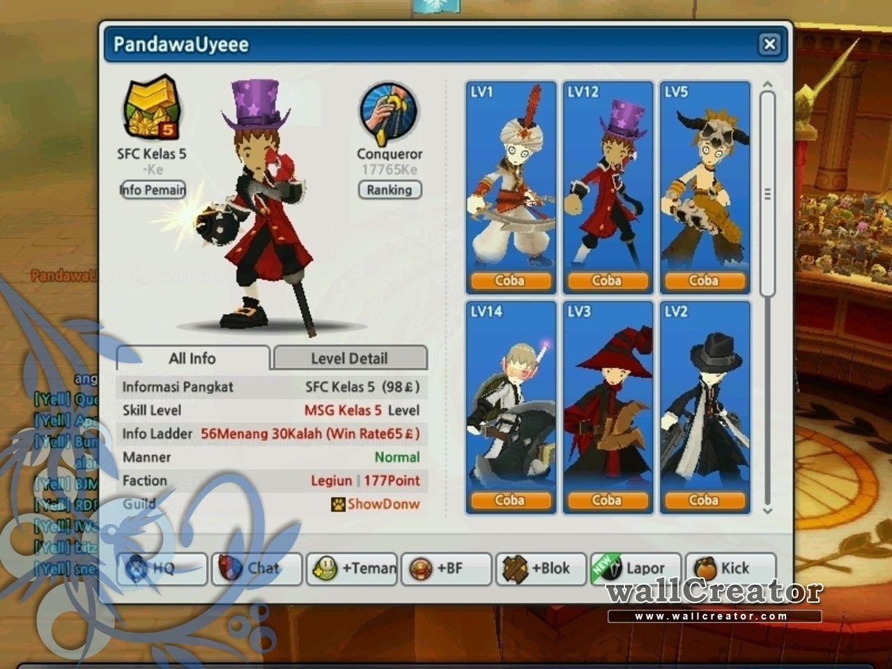 Pin Di Lost Saga Online Indonesia