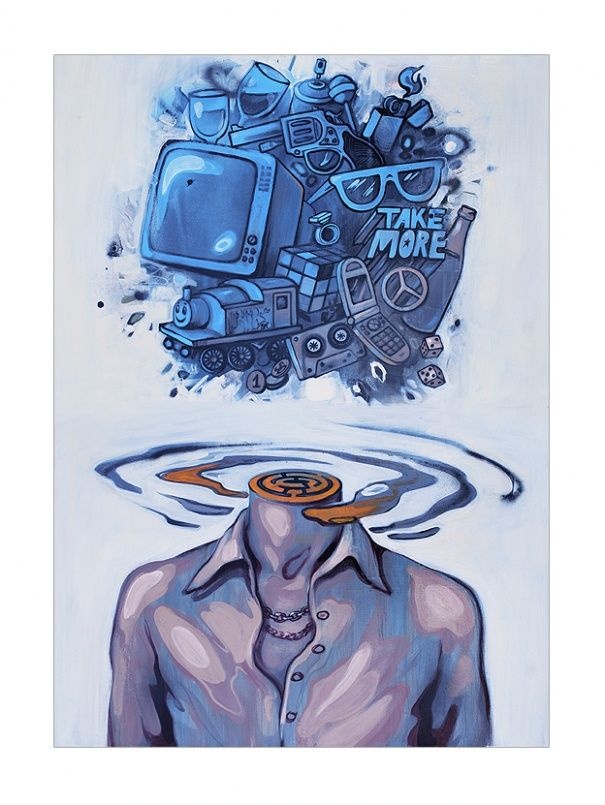 """""""Material La conciencia""""by Nasimo"""