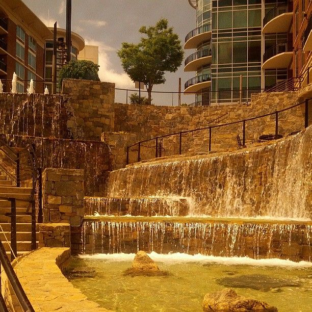 More Downtown Greenville Goodness #allume RiverWalk at RiverPlace