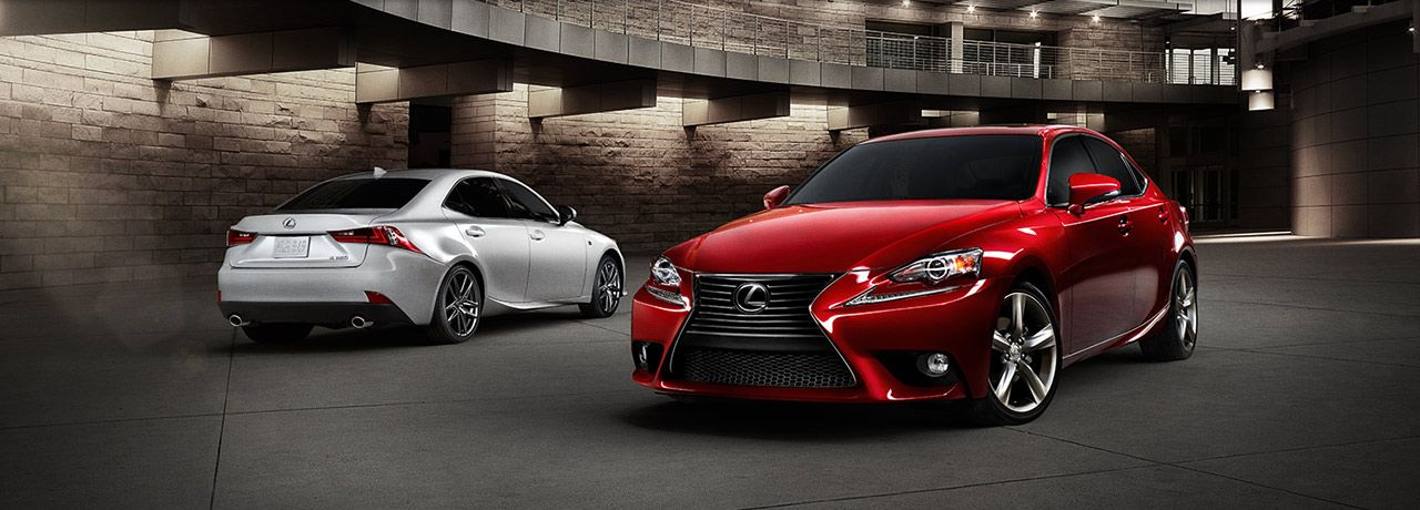 Lexus IS 250 F SPORT, Lexus IS 350, Lexus IS 350 F SPORT