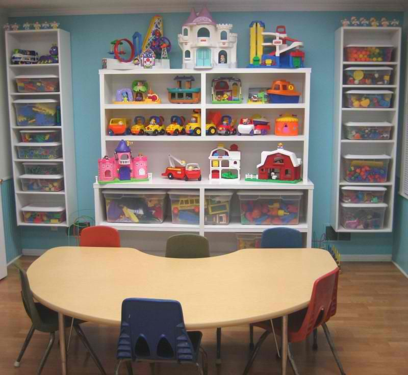 Home Daycare Design Ideas: Home Childcare, Daycare Design, Daycare Rooms