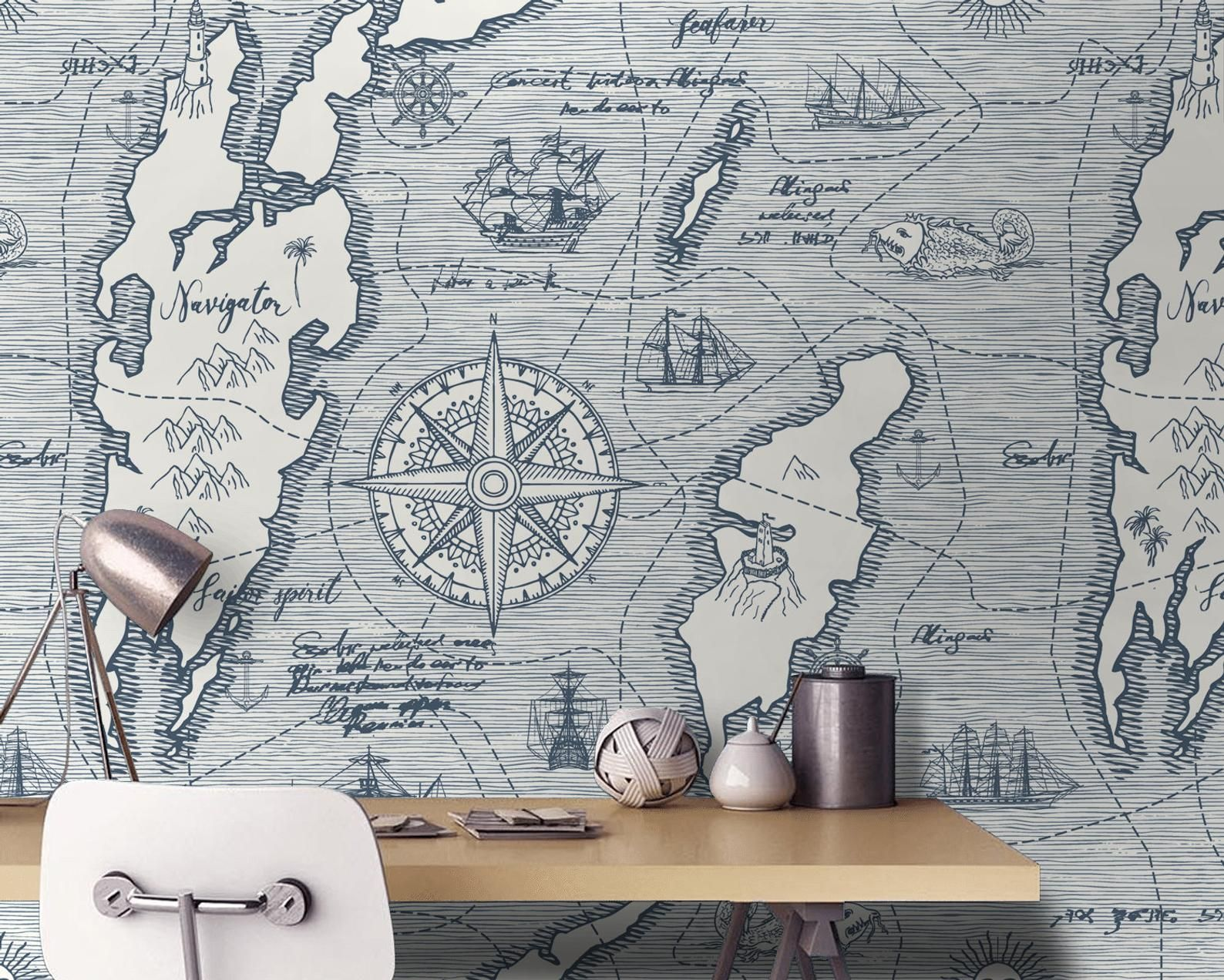 Does Wallpaper Work On Textured Walls The Wholehearted Home Blog Textured Walls Knockdown Texture Wall