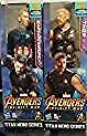 Marvel Avengers Infinity War Titan Hero Series Captain America and Thor