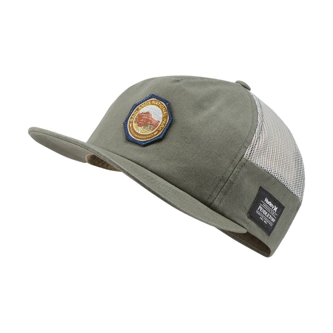 8aa281ed8 Hurley Pendleton Badlands Men's Hat in 2019 | Products | Hurley ...
