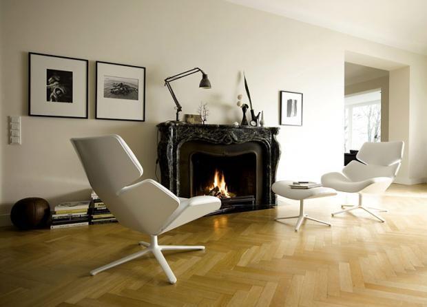 Relaxsessel u2013 stilvoll entspannen Möbel, Sessel und Einrichten - designer mobel materialmix