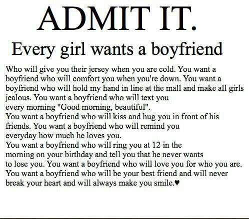Admit It Cute Relationship Boyfriend Quotes Quotes