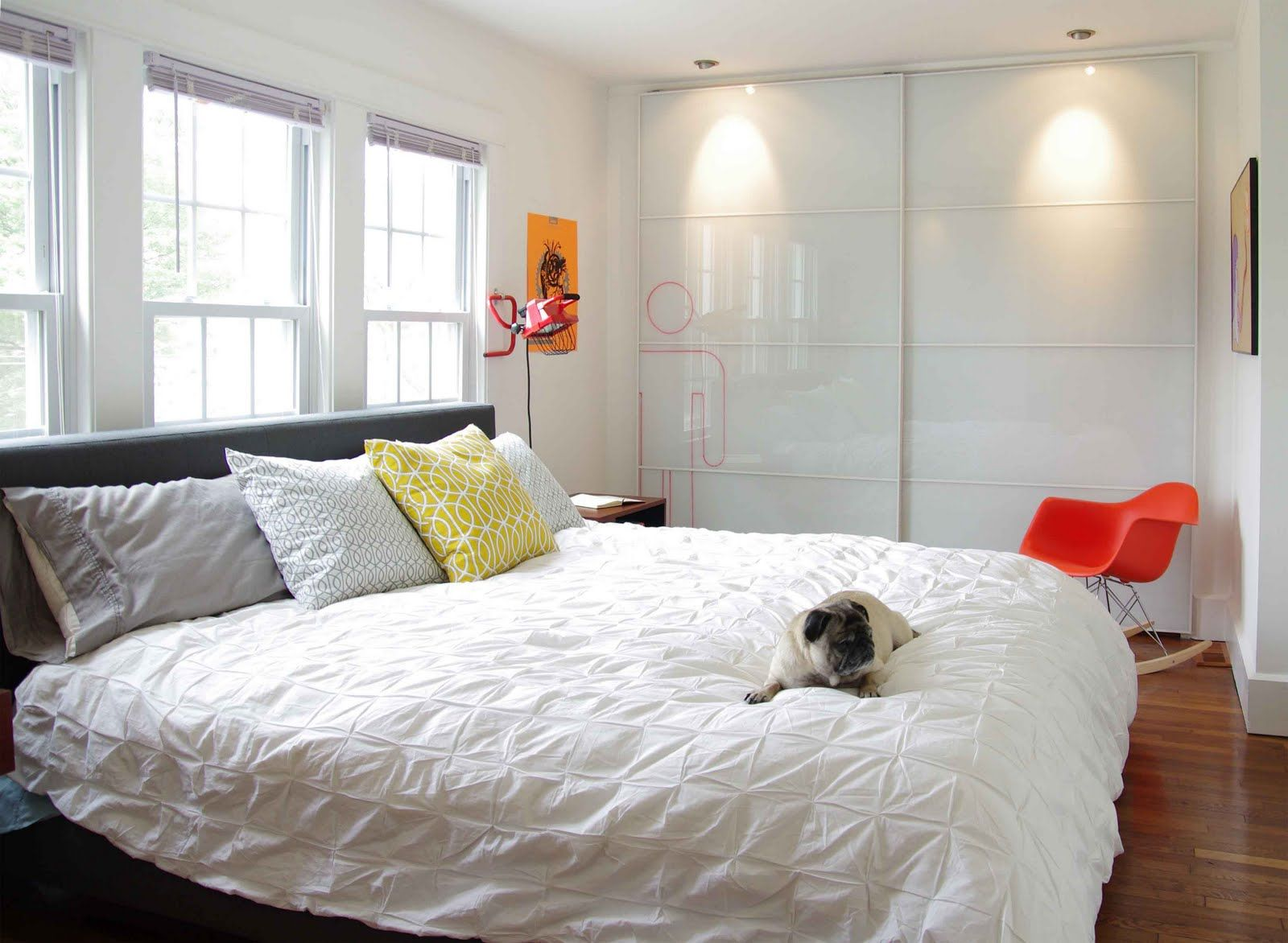 IKEA Hackers: Pax Hack   His And Her Closets   Absolutely Love The Finish  On These Sliding Doors!!!