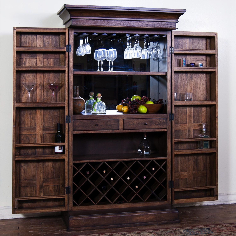 Sunny Designs 1913ac Savannah 43 Quot Lx21 Quot Wx76 Quot H Bar Armoire
