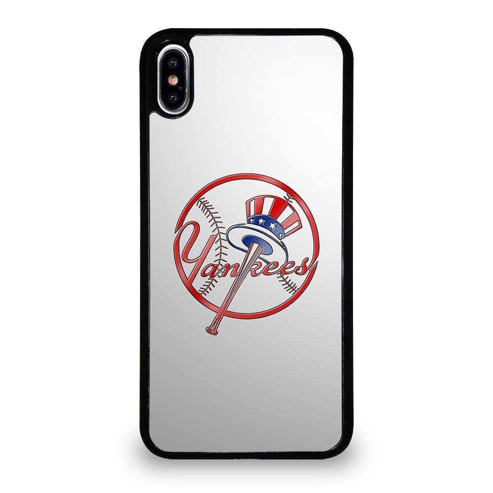 New York Yankees Icon Iphone Xs Max Case Cover Vendor Favocase Type Iphone Xs Max Case Price 14 90 This Premium New York Yan