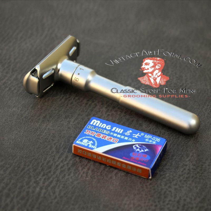Merkur Futur Clone Available At Vintageartform Com Safety Razor Shaving Supplies Shaving