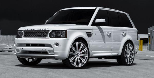 Range Rover Sport by Vellano