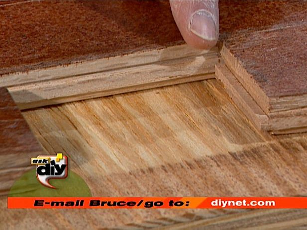 How To Refinish A Floor Refinish Hardwood Floors Diy Network And