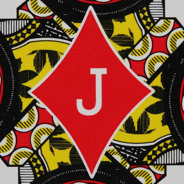 Round Playing Card Jack of Diamonds   Flickr - Photo Sharing!