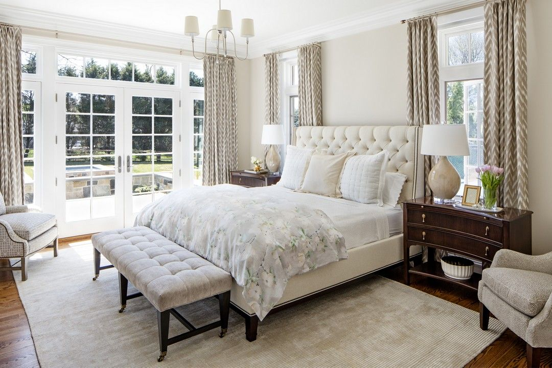24 Traditional and Romantic Master Bedroom Ideas Master bedroom