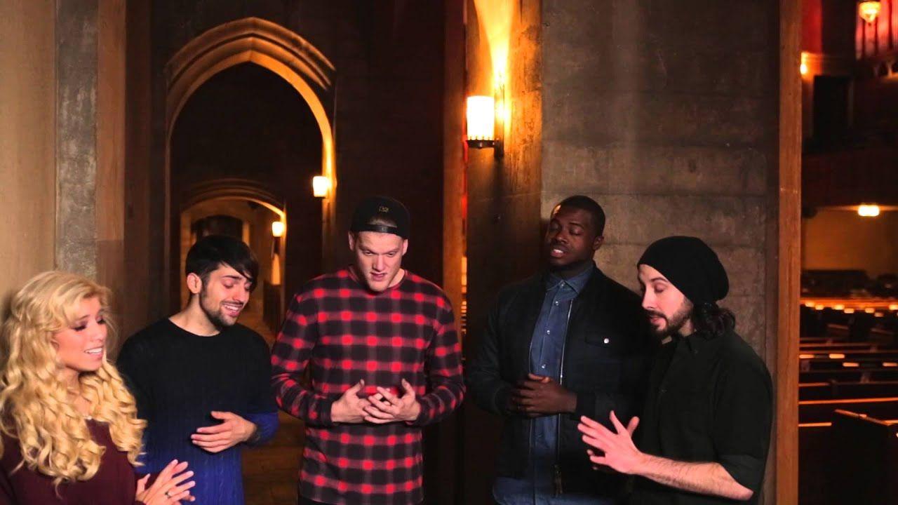 Youtube Pentatonix Christmas.Official Video Silent Night Live Pentatonix Youtube