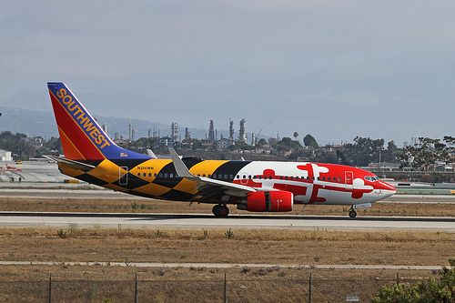 Special Livery Southwest Boeing 737 700 Wl Quot Maryland