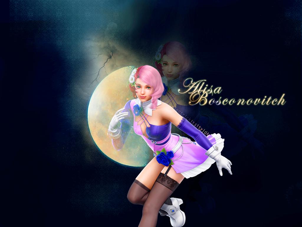 Alisa Bosconovitch Images Tekken Alisa Hd Wallpaper And