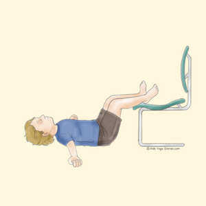 40 kidfriendly chair yoga poses  yoga for kids kids
