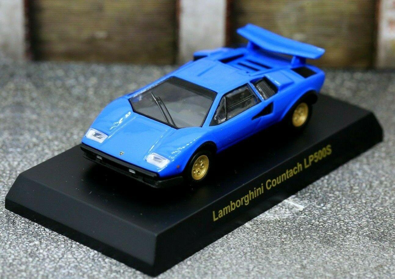 1//64 Scale Lamborghini Aventador LP700-4 Blue Diecast Car Model Toy Gift NIB