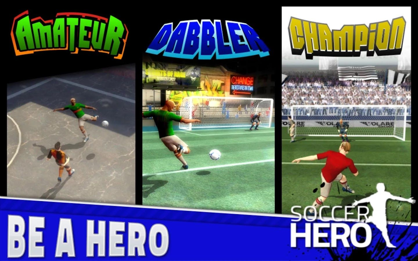 Download Score! Hero Mod Apk-Get Unlimited[Money/Powers/Unlock Features]