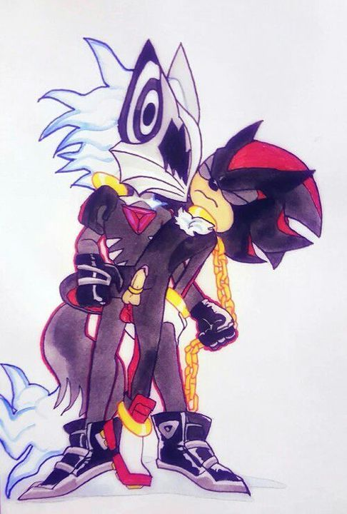 Sonic X Shadow Uke Related Keywords & Suggestions - Sonic X Shadow