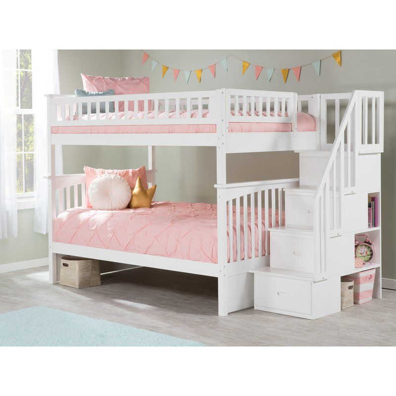 Bunk Bed Bunk Bed With Trundle Staircase Bunk Bed Bunk Beds With Drawers