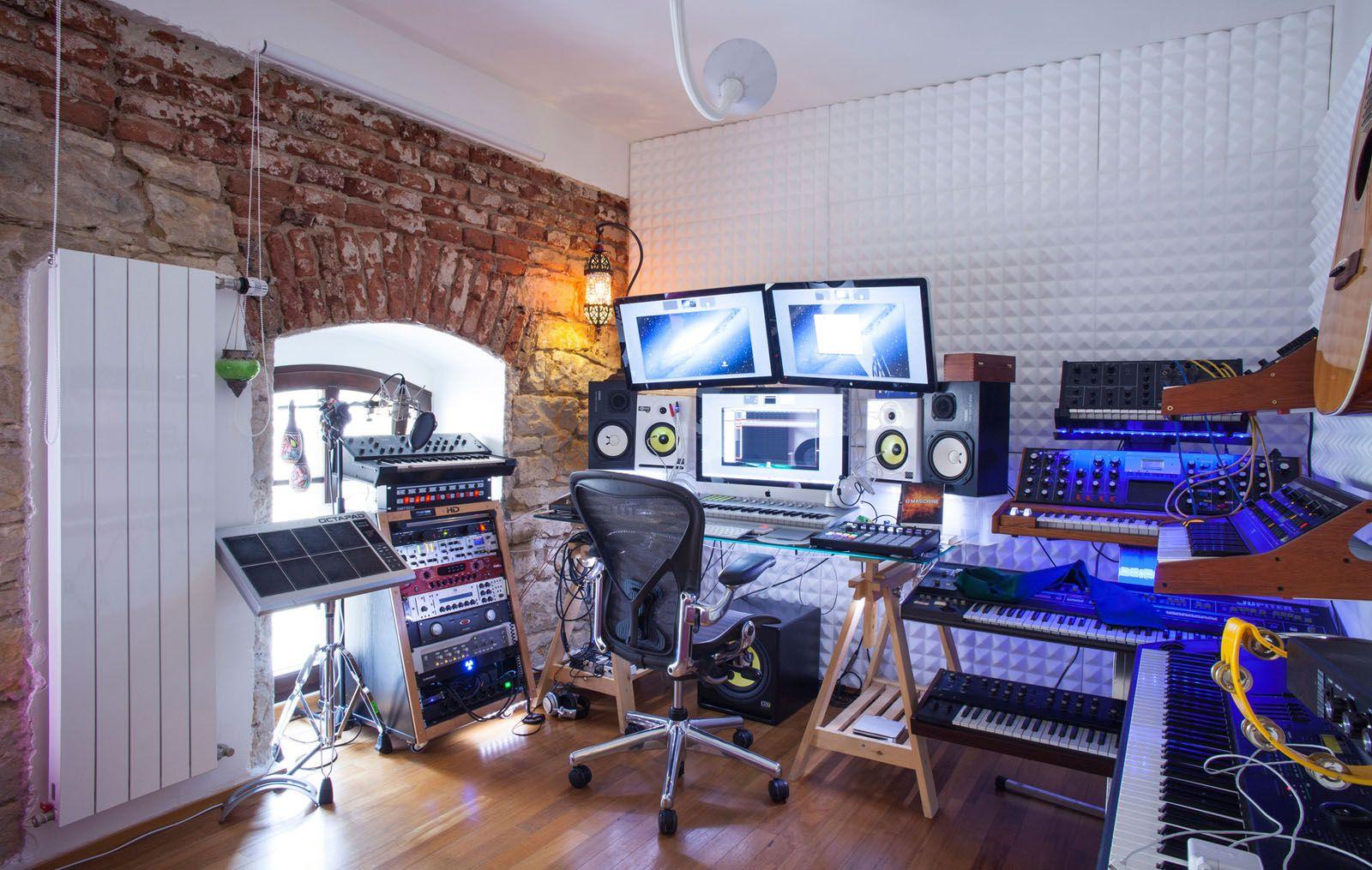 Elegant Picture Of Home Studio Design Ideas Interior Design Ideas Home Decorating Inspiration Moercar Home Studio Music Home Studio Design Home Recording Studio