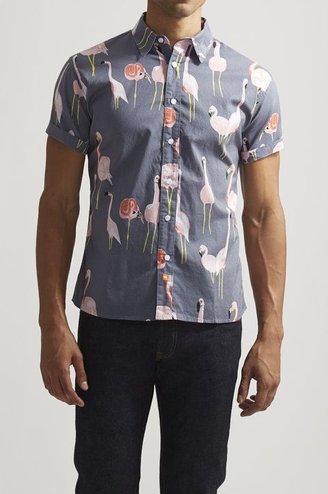 Mingo Woven - AMBSN - Shirts : JackThreads