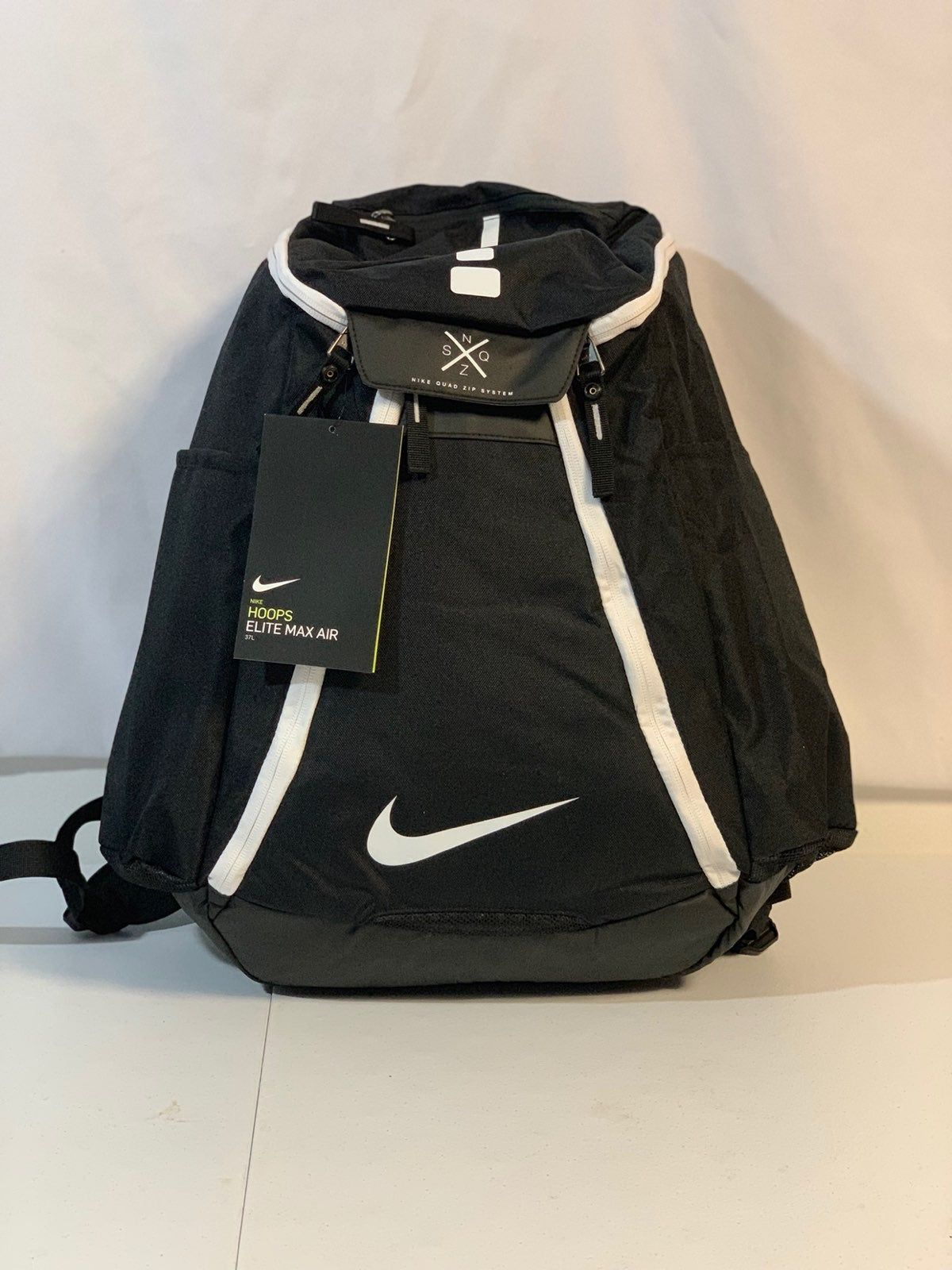 Nike elite backpack black basketball bag nike basketball