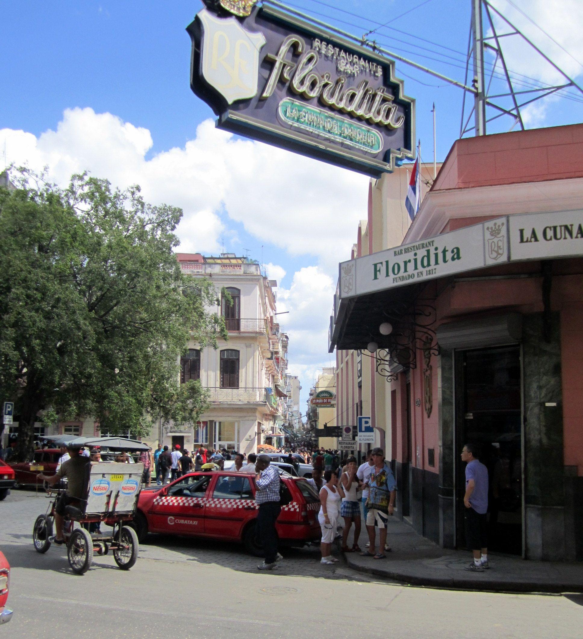 El Floridita, La Habana, Cuba