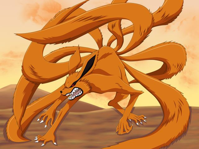 What Naruto Tailed Beast Is Inside You Tailed Beasts Naruto Nine Tailed Fox Naruto Naruto Tattoo