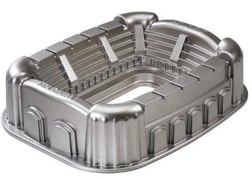 Football Stadium Cake Pan by Nordic Ware Patriots Cakes Baking