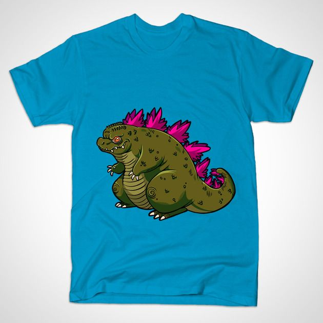 Check out this awesome 'Fatzilla%21' design on TeePublic! http://bit.ly/1vfHnaU