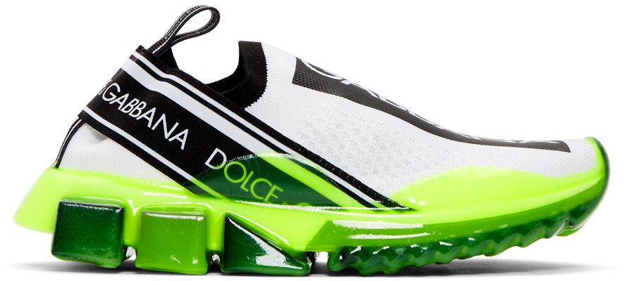 D\u0026G sock trainers low | Dolce and