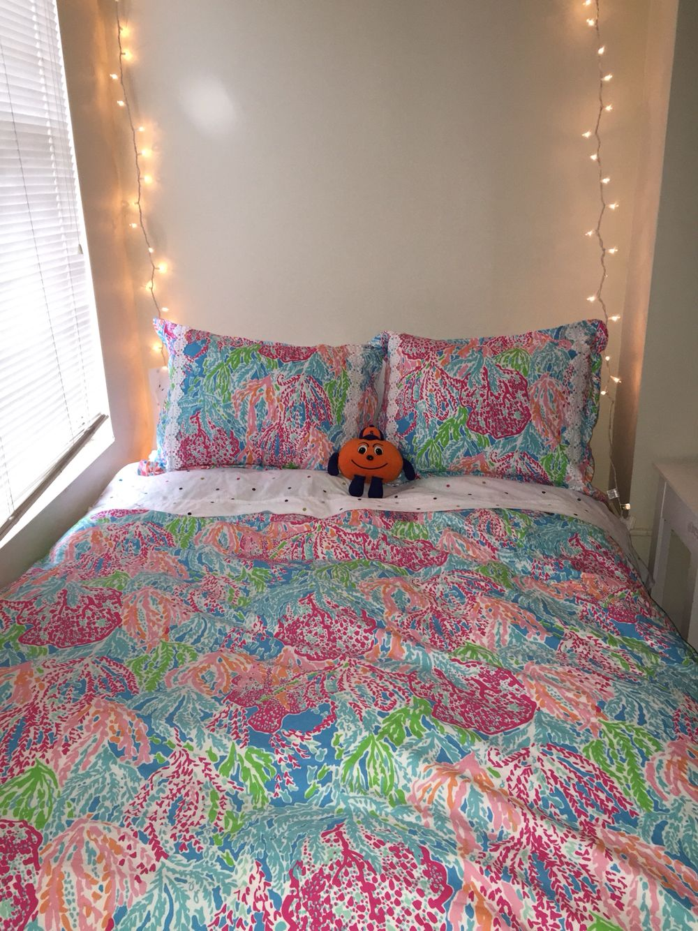 Let's Cha Cha bedding from LillyPulitzer. Lilly Pulitzer