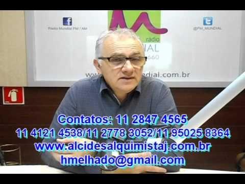 Arte do Equilíbrio - Alcides Melhado Filho - Juízo, o pai da liberdade -...