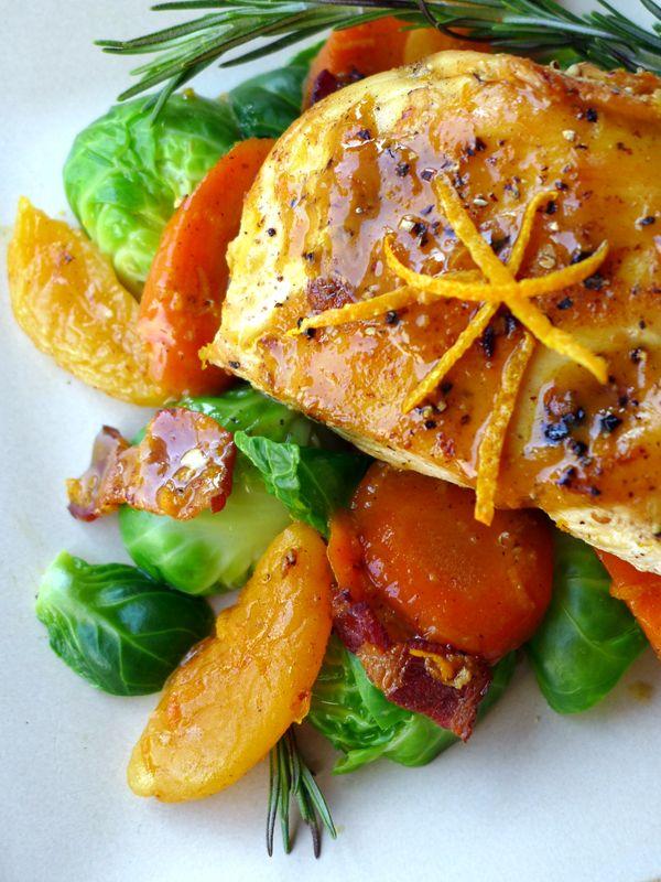 Dubrovnik Orange Chicken