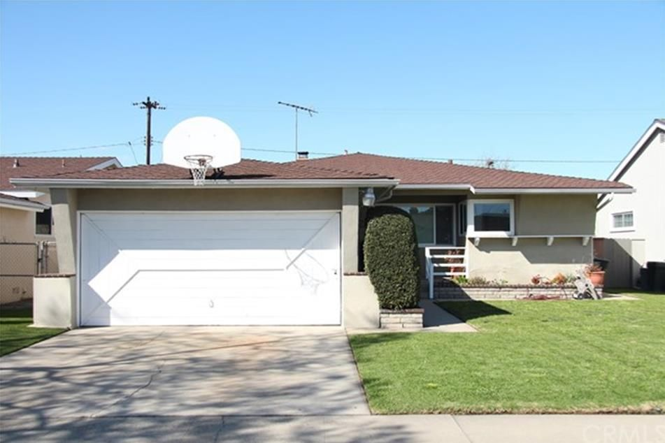 House For Rent In Gardena 90247