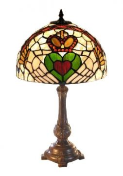 Boeboe806 Tiffany Style Lamp Stained Glass Lamps Lamp