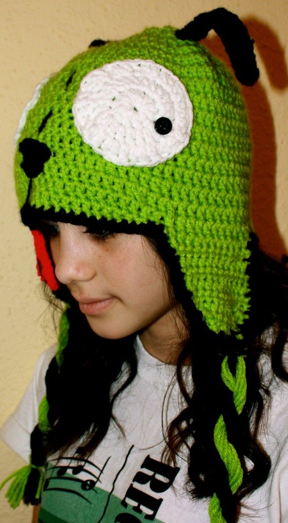 Crochet Hat Patterns For Free - Welcome to Luv 2 Crochet! | Hekel ...