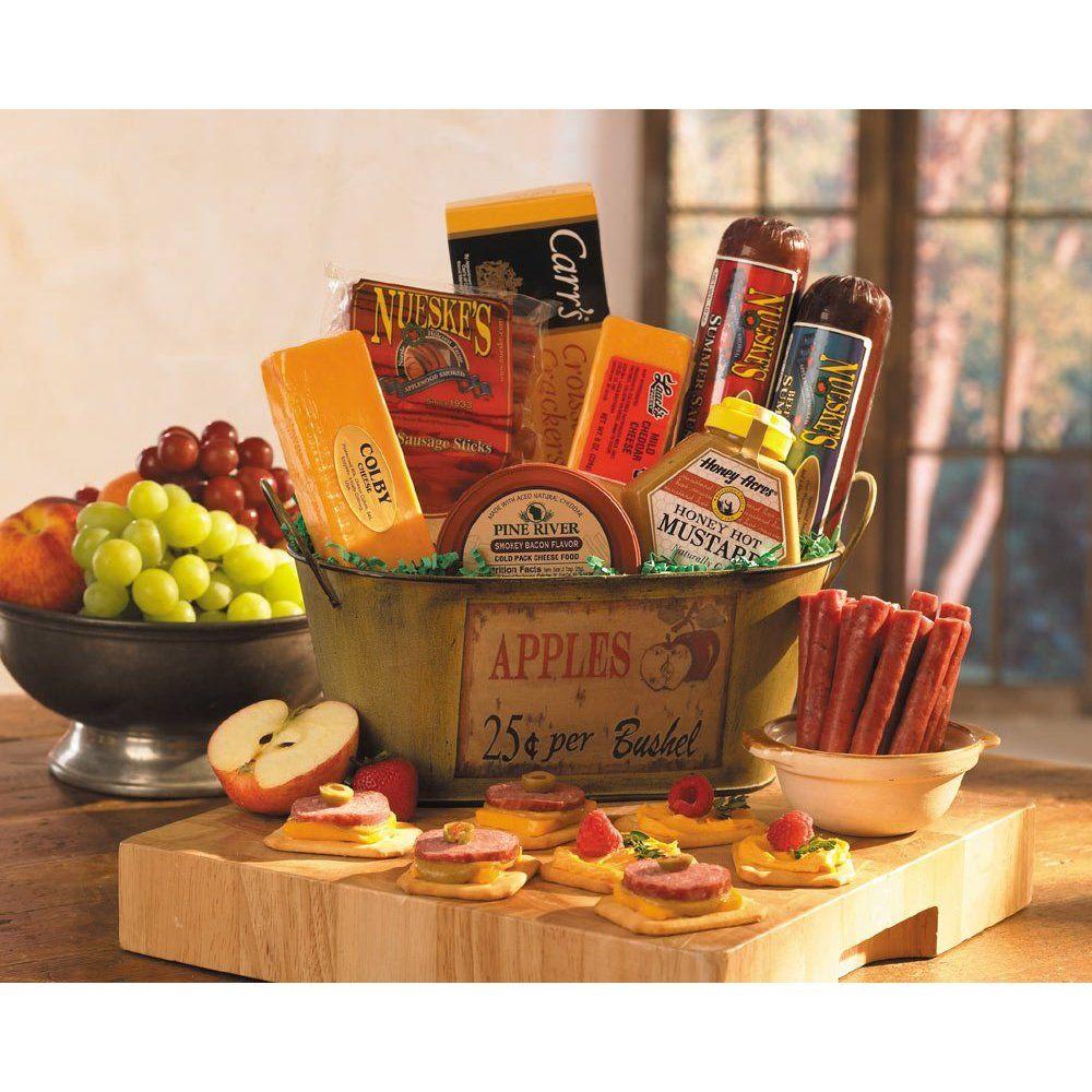 Nueske Party Food Basket Gift!