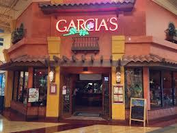 Garcias Mexican Restaurant Restaurant facade