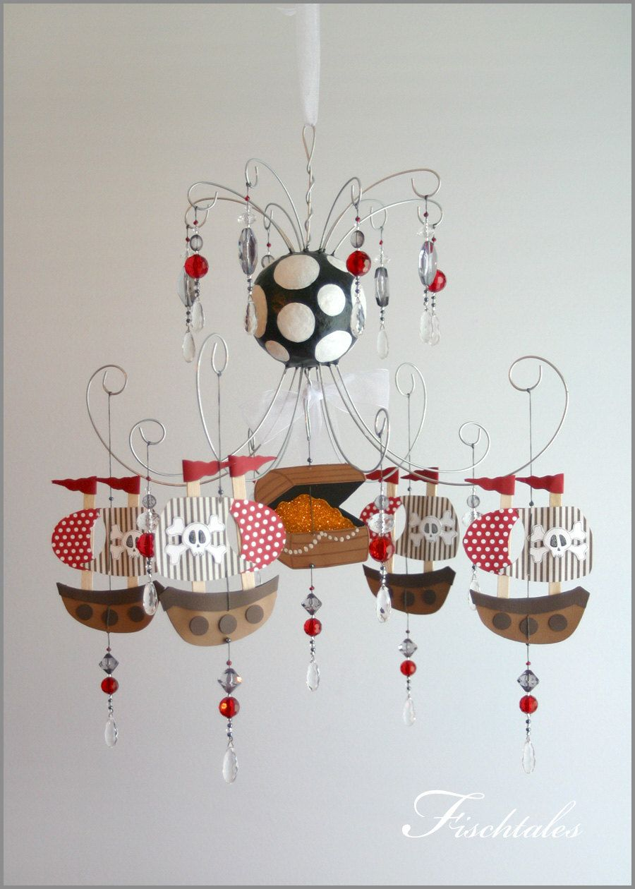 Pirate baby room pirate ship chandelier mobile baby mobile pirate baby room pirate ship chandelier mobile baby mobile nursery mobile boy arubaitofo Gallery
