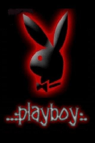 Red Playboy Live Wallpaper