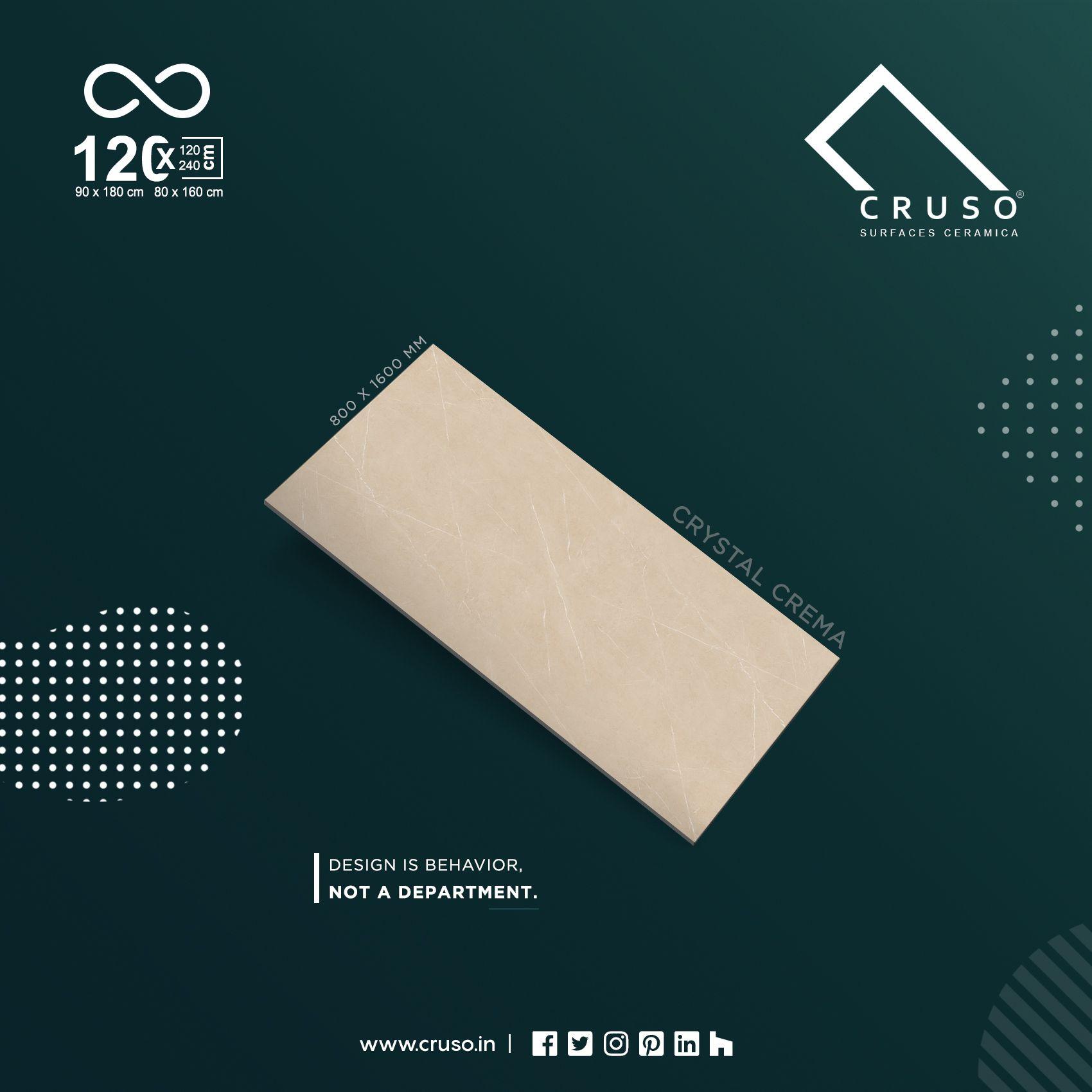 Design Is Behavior Not A Department Cruso Morderndesign Architech Bigsizecruso Vitrified Tile Ceramic In 2020 Tile Manufacturers Vitrified Tiles Floor Slab