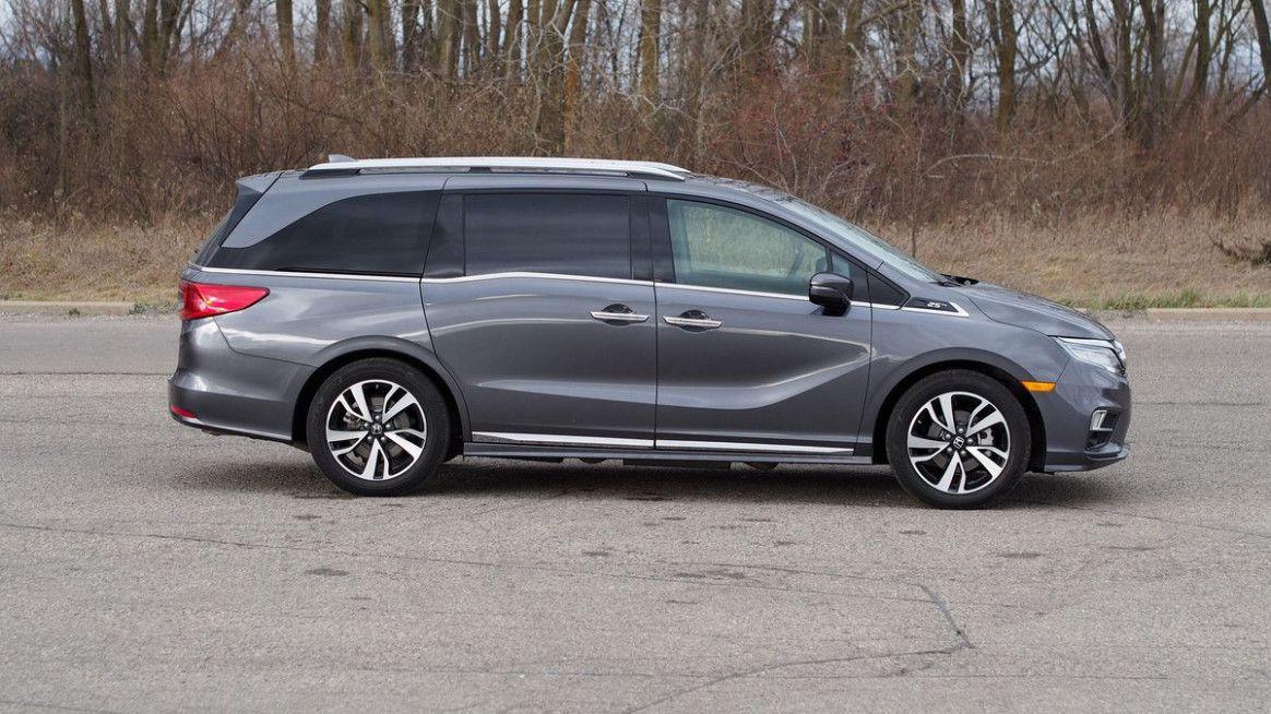 2020 Honda Odyssey In 2020 Honda Odyssey Touring Elite Honda Odyssey Touring Honda Odyssey