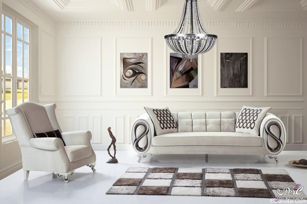 اجمل صور لغرف جلوس تركية