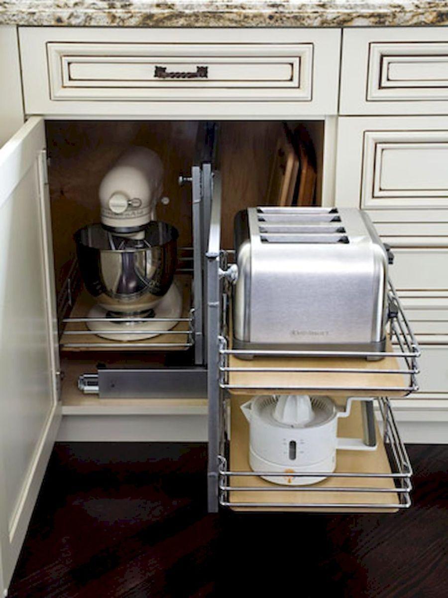 Creative Kitchen Storage Solutions Ideas 36 Kitchen Cabinetry
