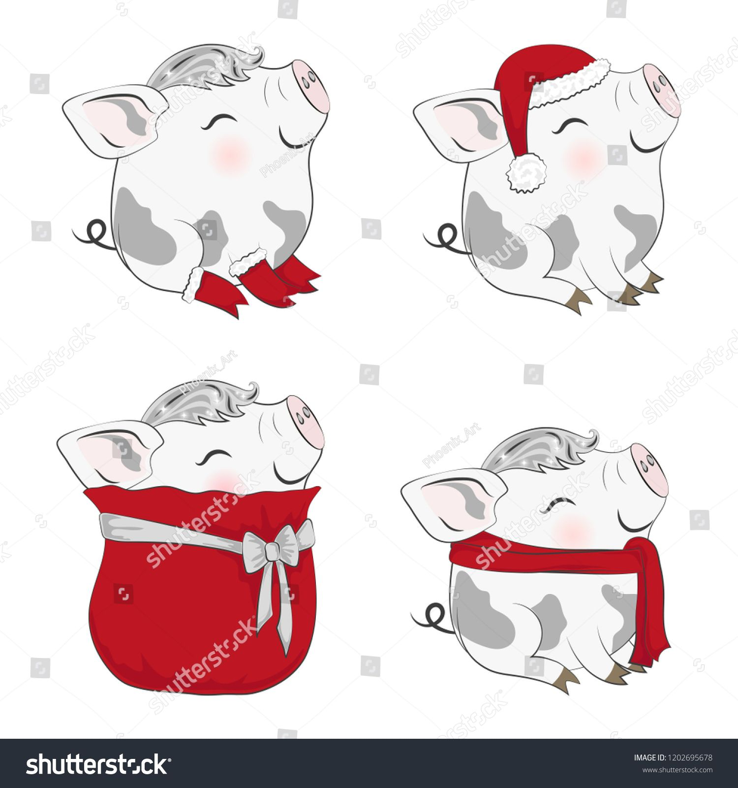 67bcb7175c253 cute pigs in christmas style