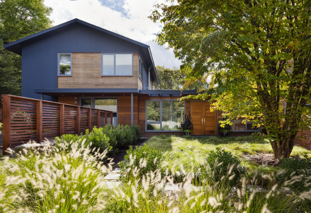 Martin's Cove | Mid century modern house, Residential ...